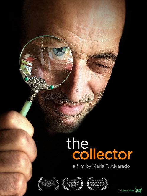 THE COLLECTOR DVD SD