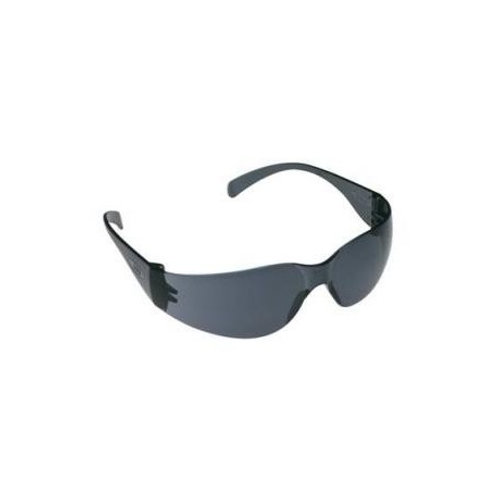 GAFAS DE SEGURIDAD PARA NIEBLA, COLOR GRIS, UV PROTECTION 99.9% ANTI RALLADO