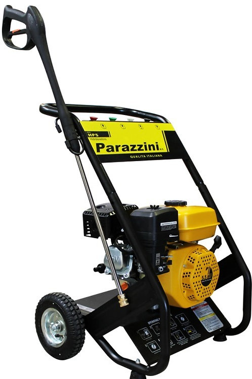 hidrolavadora parazzini 5.5hp   3400(rpm) caudal 7.5Lmin