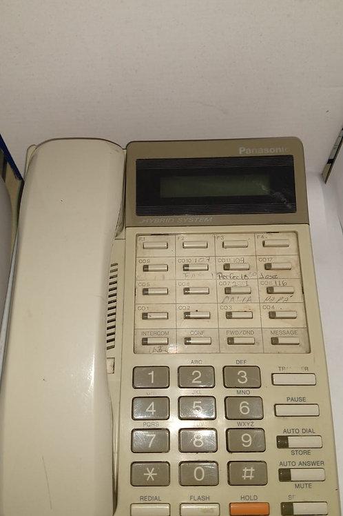 TELEFONO CONMUTADOR PANASONIC