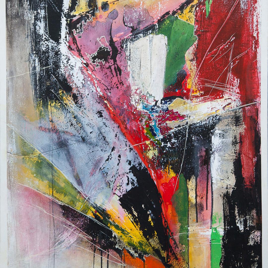 Untitled No.8 by Stuart Beck