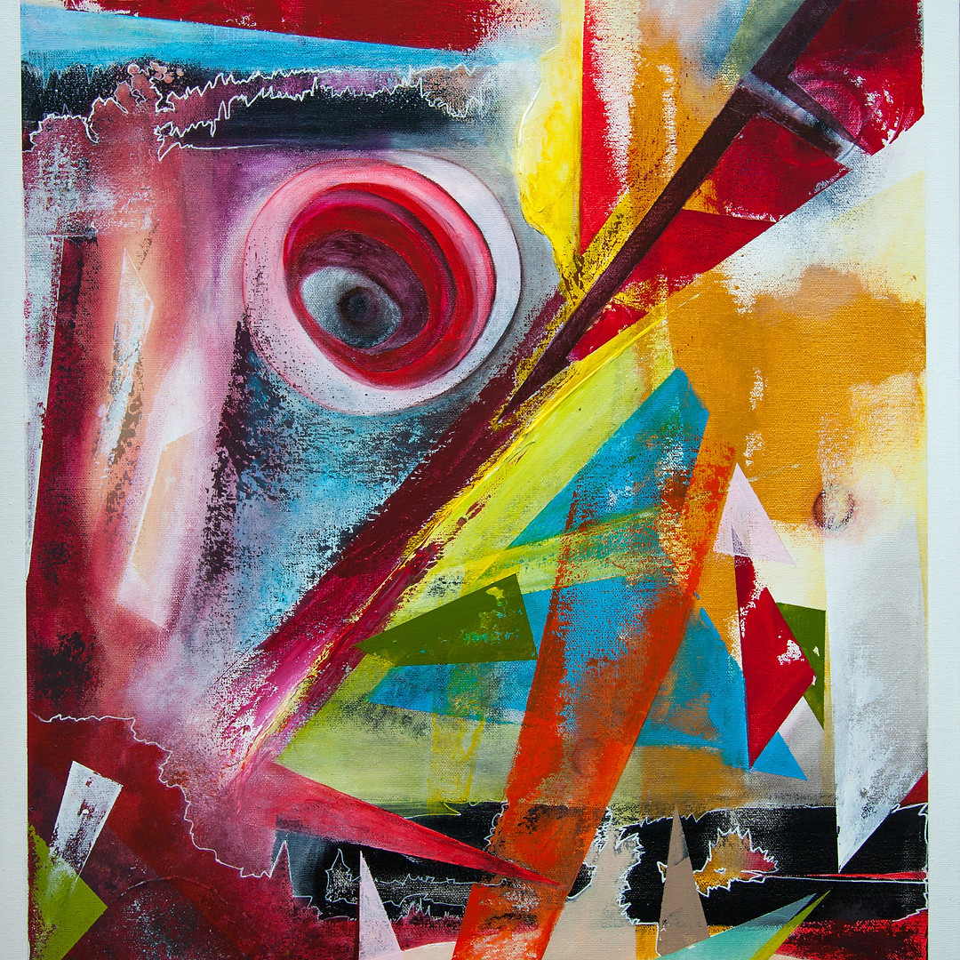 The Corner of My Mind by Stuart Beck