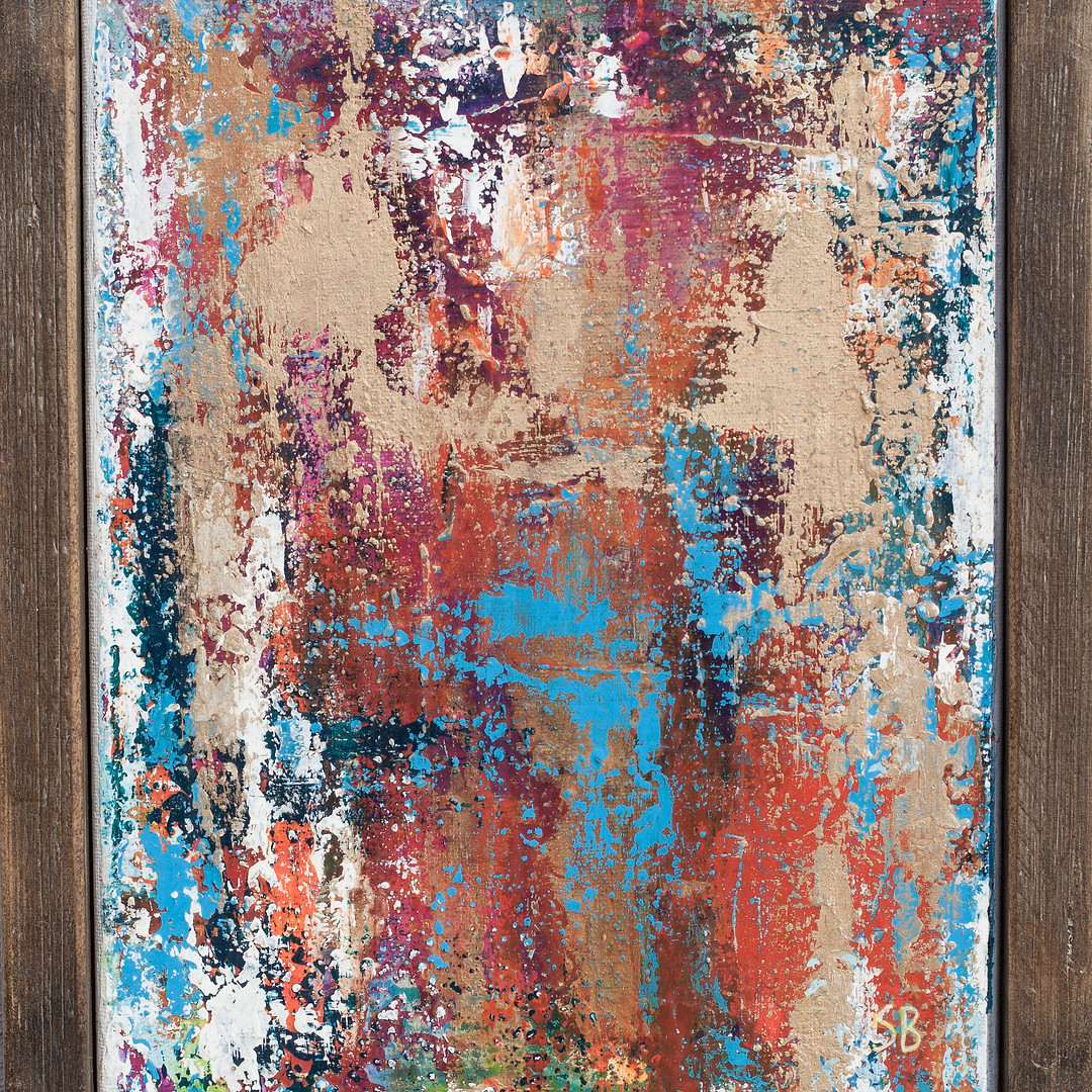 Distressed 04 by Stuart Beck