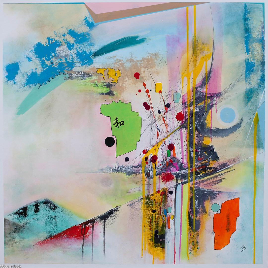 Peace (Part1) by Stuart Beck