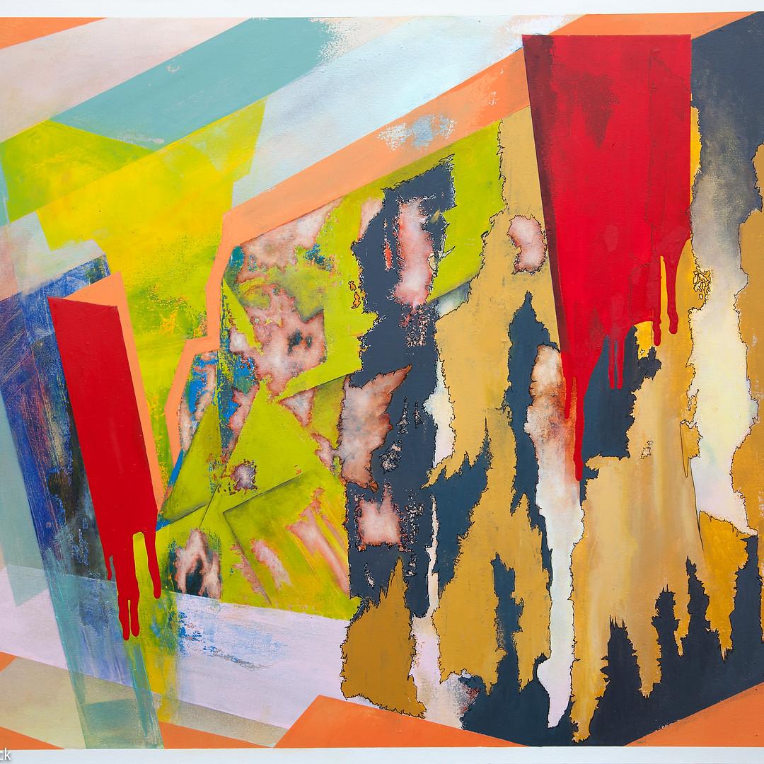 Untitled No.1 by Stuart Beck