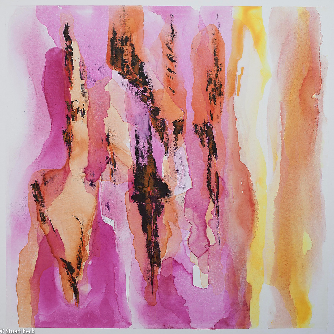 Purple Haze by Stuart Beck