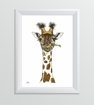'April The Giraffe'