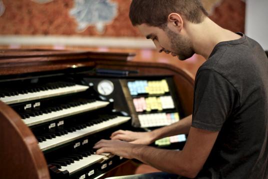 Joan Seguí - Palau de la Música- Walcker
