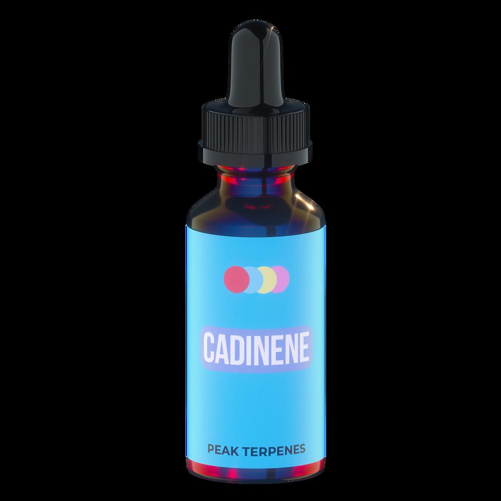 Cadinene terpene isolate information - cadinene terpenes for sale by peak supply co