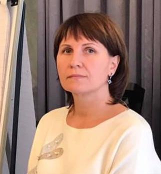 Галина Торопкина