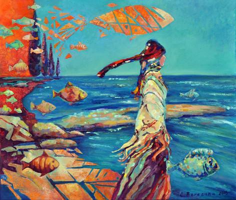 Елена Березина. Магия моря
