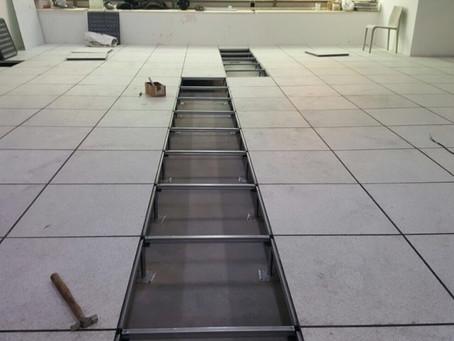 False Flooring from Pallium