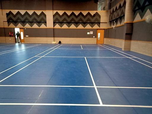 Badminton Floors for Indoor