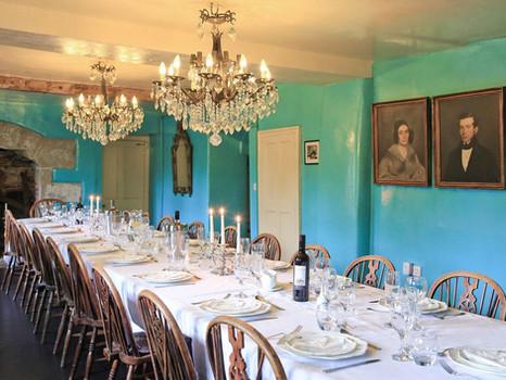 Lea Hall Dining Room
