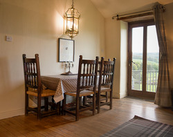 Priesthill Dinning Area