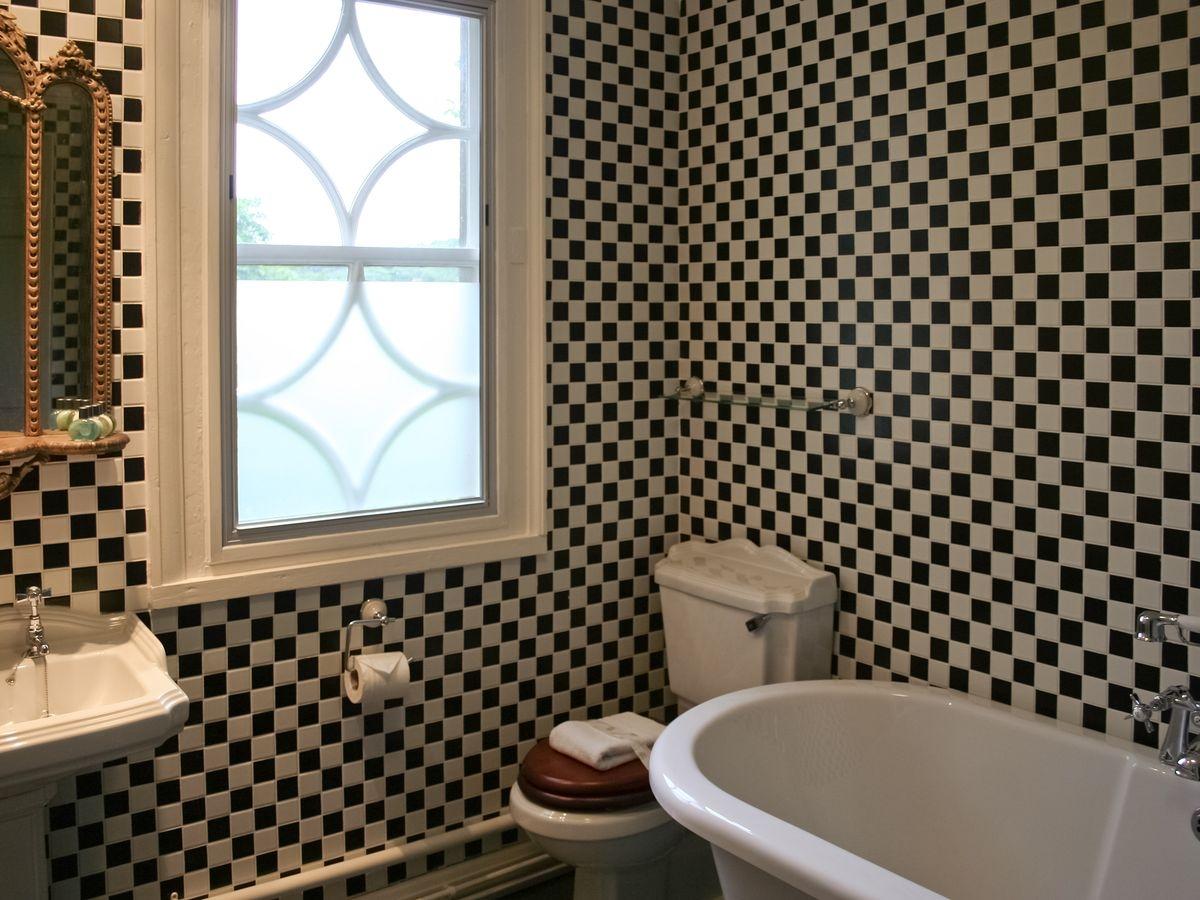 Bathroom - Lea Hall, Matlock
