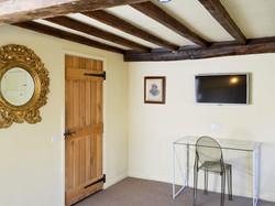 Double bedroom _ The Old Angel, Winster 3