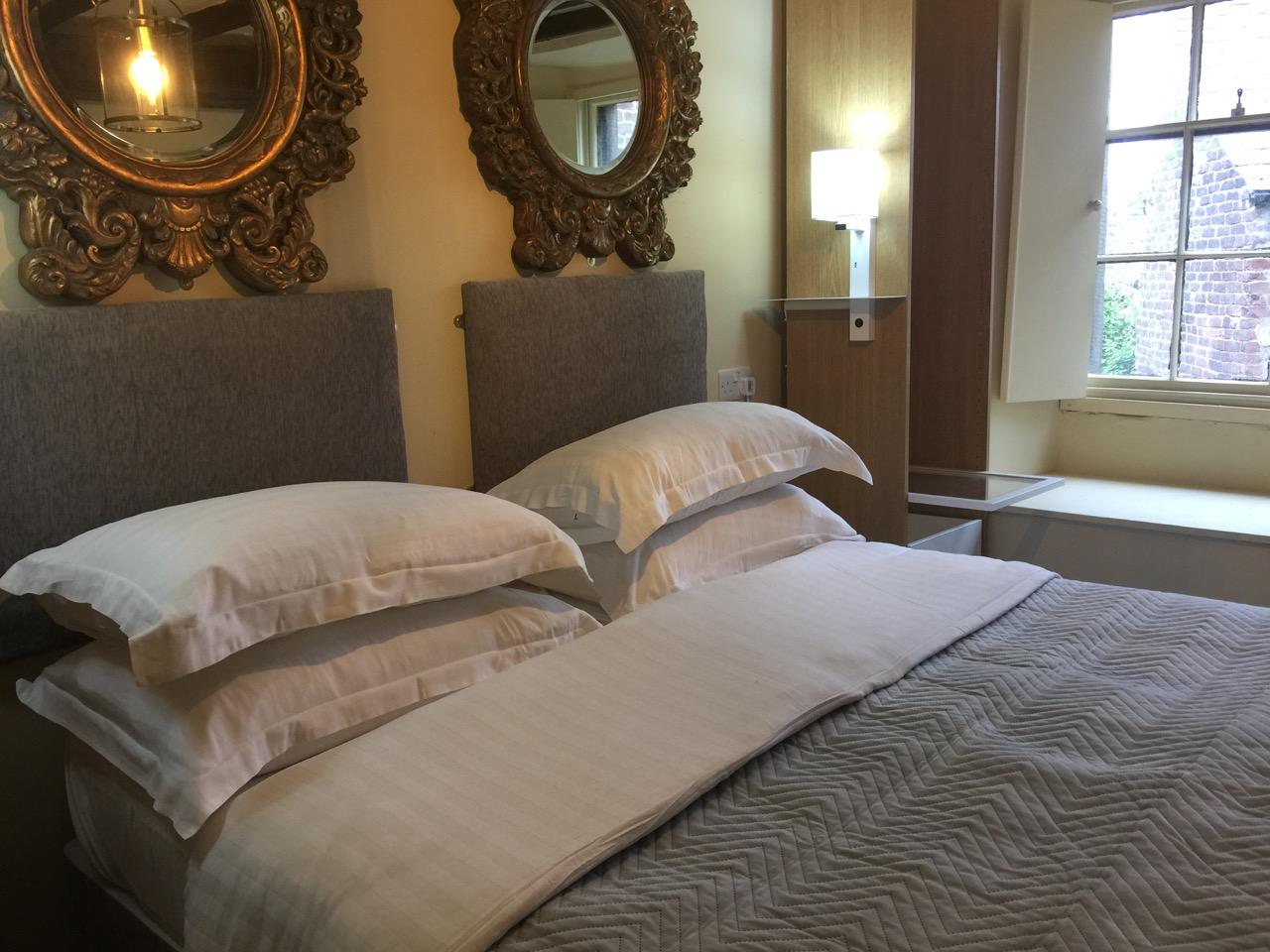 Bedroom 2 - The Old Angel, Winster 2