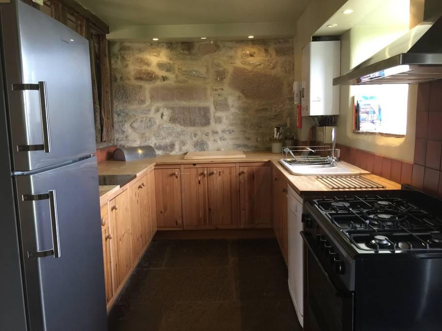 The Chapel Harthill Hall Kitchen