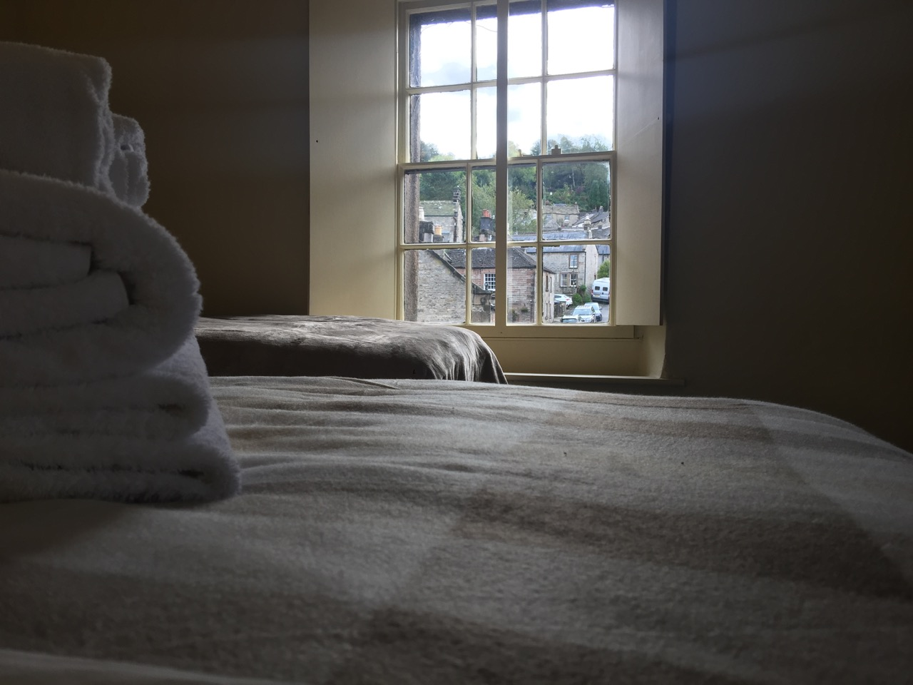 Bedroom 4 - The Old Angel, Winster