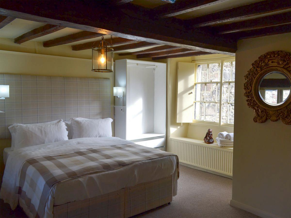 Double bedroom _ The Old Angel, Winster 2