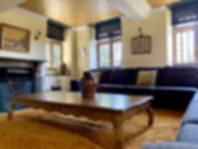 Riber Hall Sitting Room 1