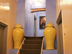 Stairs - Lea Hall, Matlock