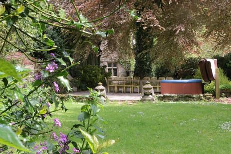 Riber Hall Garden