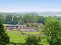 Grand property set amidst tranquil surroundings _ The Manor House, Alport, near Bakewell