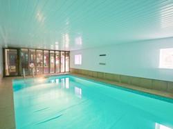 Swimming pool - Harthill Hall