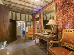 Hallway _ The Manor House, Alport, nr. Bakewell