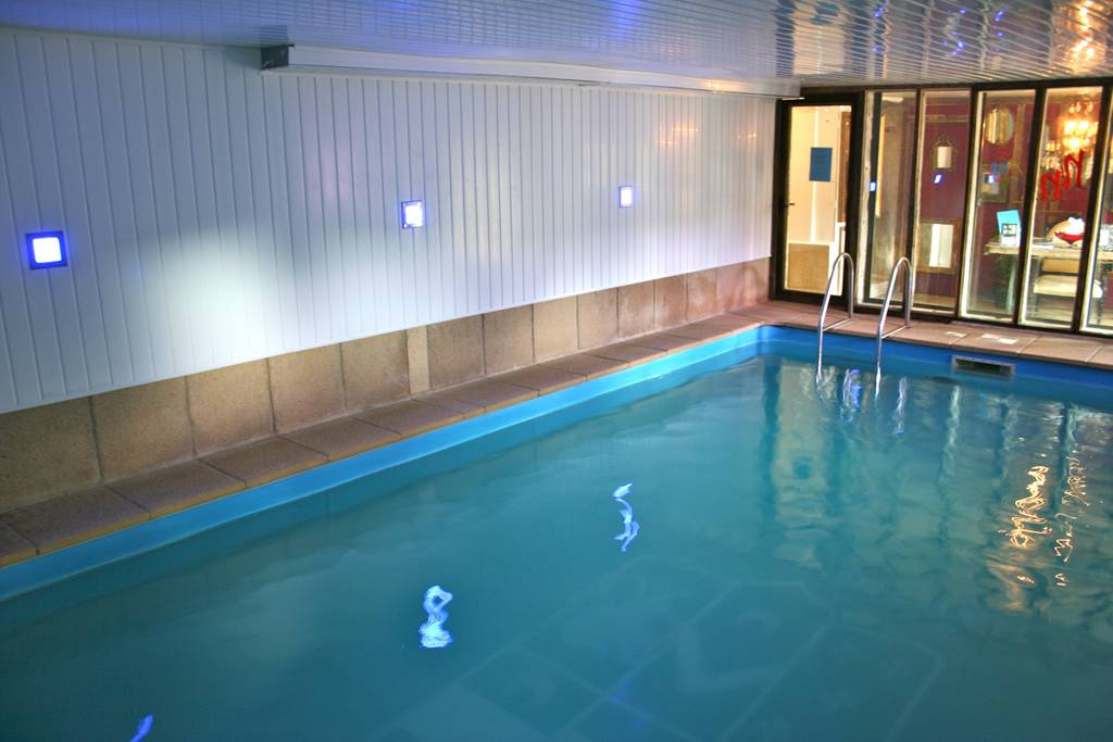 Harthill Hall Pool