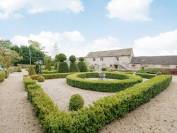 Garden and grounds _ The Manor House, Alport, nr. Bakewell 2