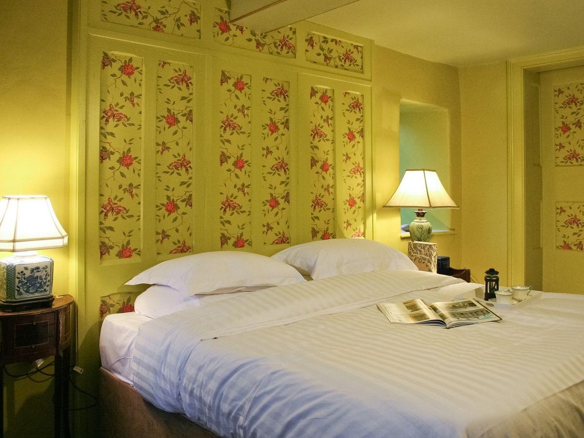 Double bedroom - Lea Hall, Matlock 3