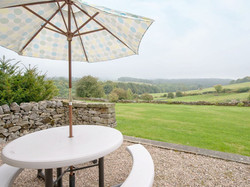Sitting-out-area _ Harthill Hall - Hartle, Alport, nr. Bakewell