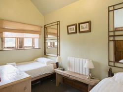 Bedroom _ Harthill Hall - Cokaynes, Alport, nr. Bakewell