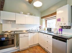 Open plan living_dining room_kitchen _ Priesthill, Alport, nr. Bakewell 5