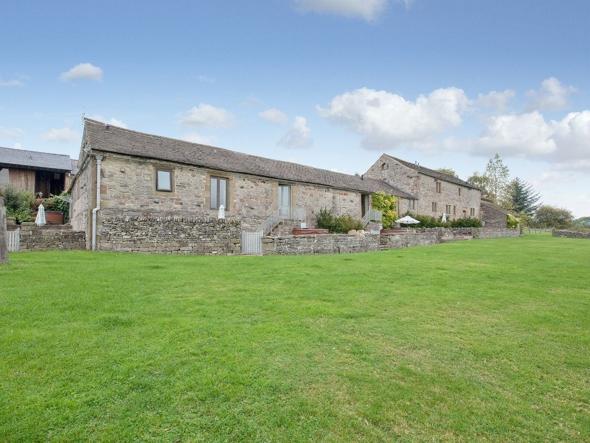 Exterior _ Priesthill, Alport, nr. Bakewell