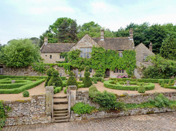 Exterior _ The Manor House, Alport, nr. Bakewell