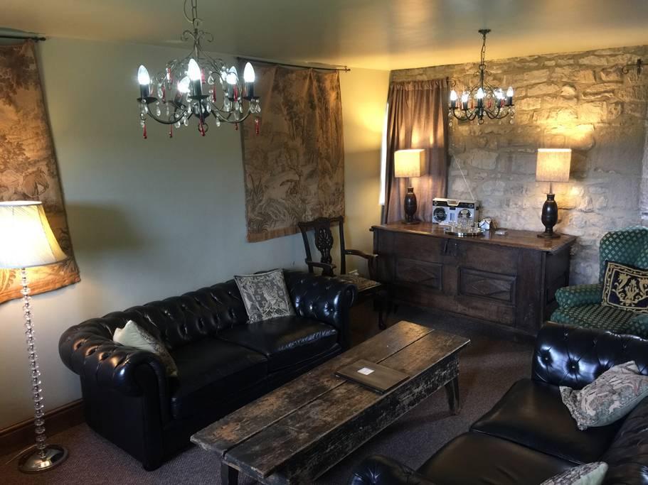 The Chapel Harthill Hall Lounge