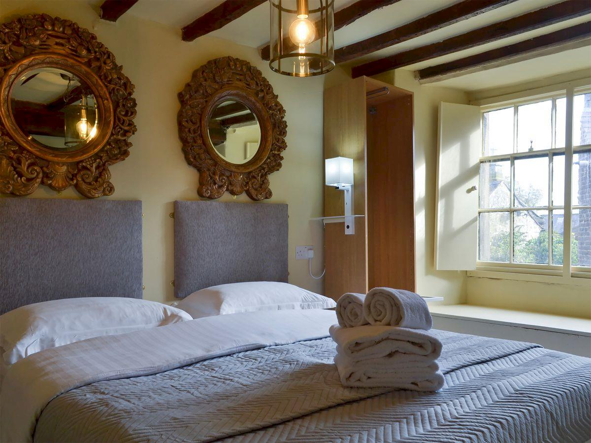 Double bedroom _ The Old Angel, Winster