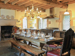 Kitchen_diner _ The Manor House, Alport, nr. Bakewell 2