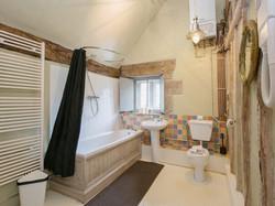 Bathroom _ The Manor House, Alport, nr. Bakewell