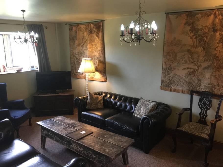The Chapel Harthill Hall Lounge 2