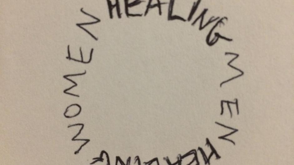 Healing men healing women