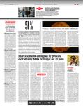 Publication Libération - 4 juin 2021