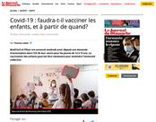 Publication web Le JDD