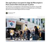 Publication web Franceinfo