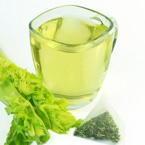 CELERY TEA - CLEANSE NATURALLY