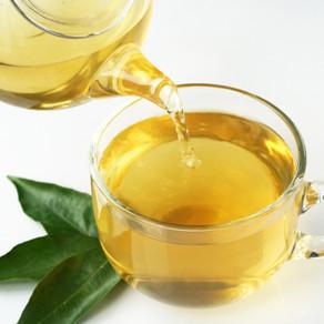 PEPPERMINT + GREEN TEA